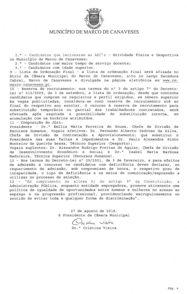 EDITAL - AEC Ed. Física